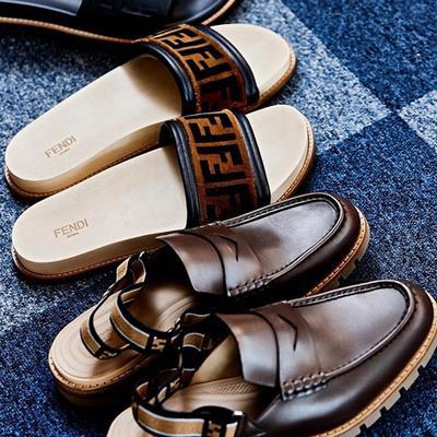 کفش و صندل فندی Tailored and