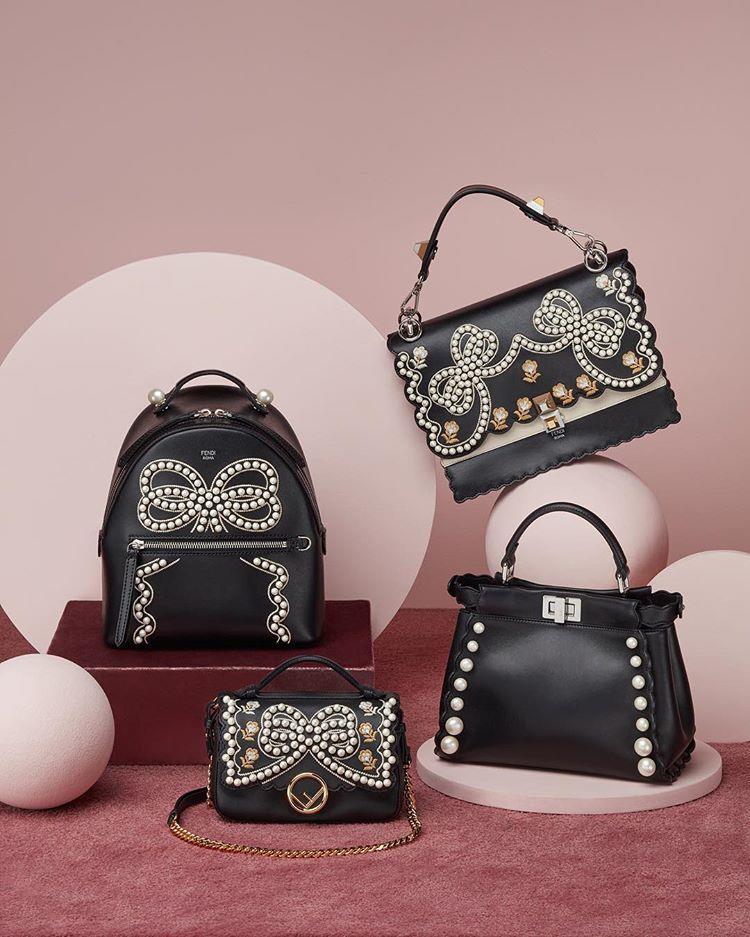 کیف های فندی Discover daring