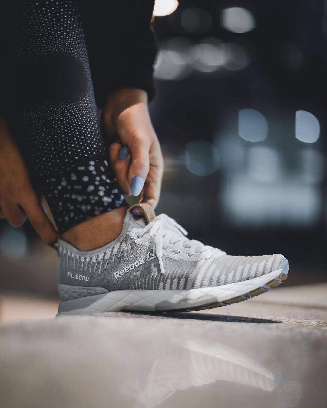 کفش ریبوک با پشتیبانی از فن آو