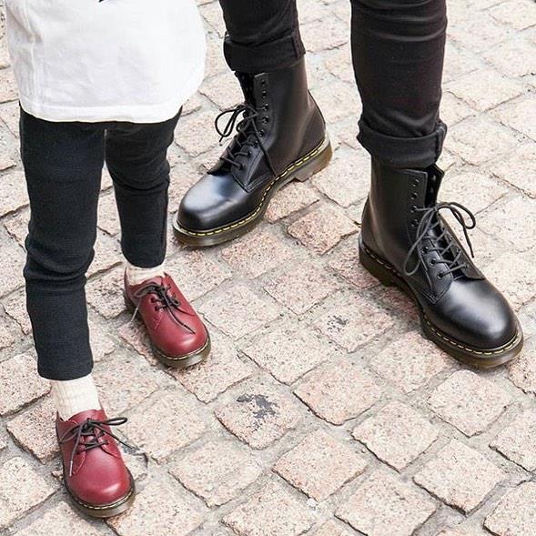 #کفش بچگانه #بوت #دکتر مارتینز