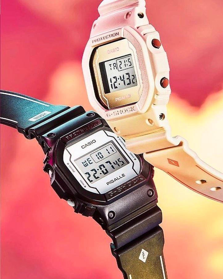ساعت های جدید کاسیو با محدودیت