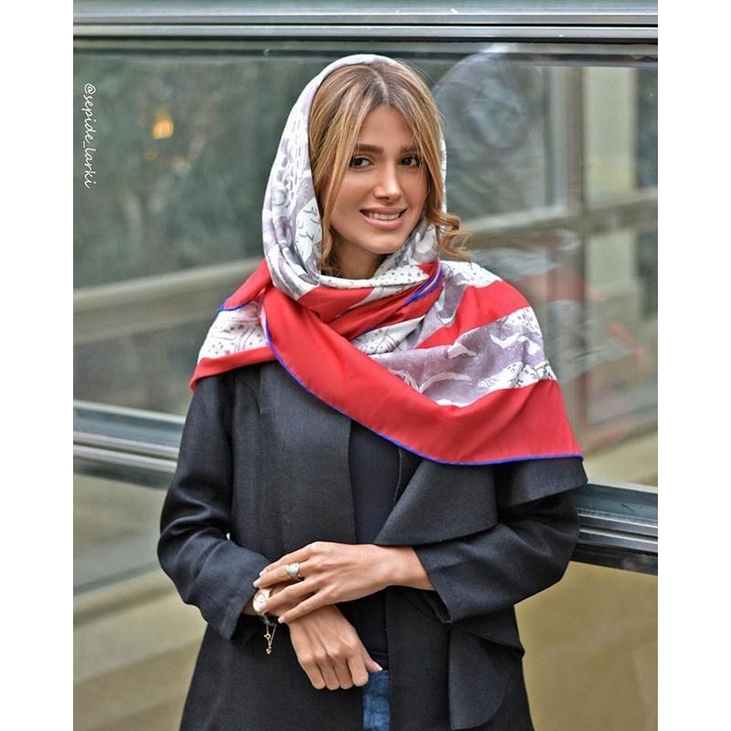 روسری   #adorstyle    بر