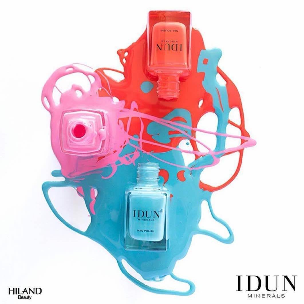 Idun Minerals- Nail Polish لا