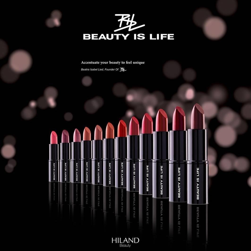 Beauty Is Life - Lipstick