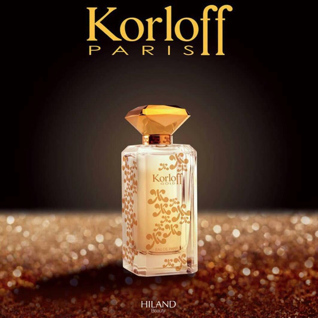 KORLOFF-Gold Edp 88ml W