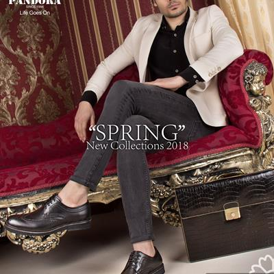 SPRING NEW COLLECTION 2018