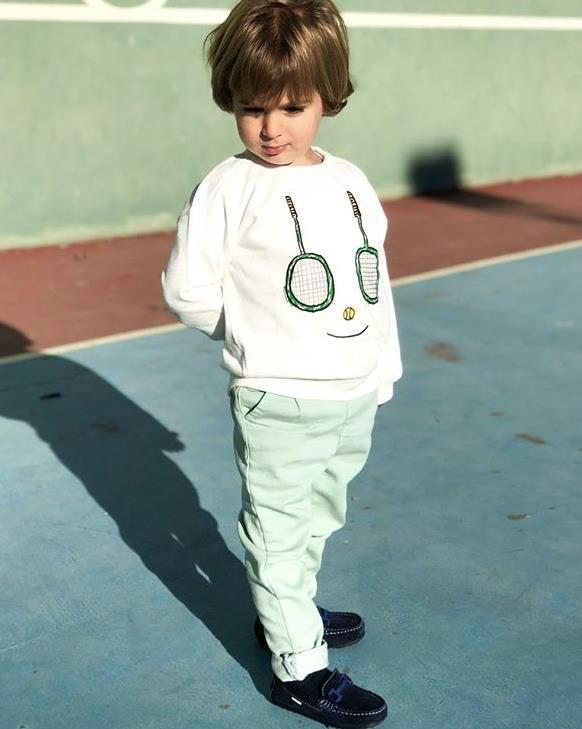 لباس بچگانه پابلوسکی