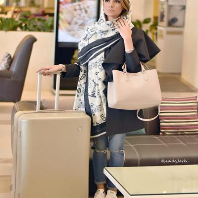 چمدان اکولاک مدل رابیس 🔸ساخت