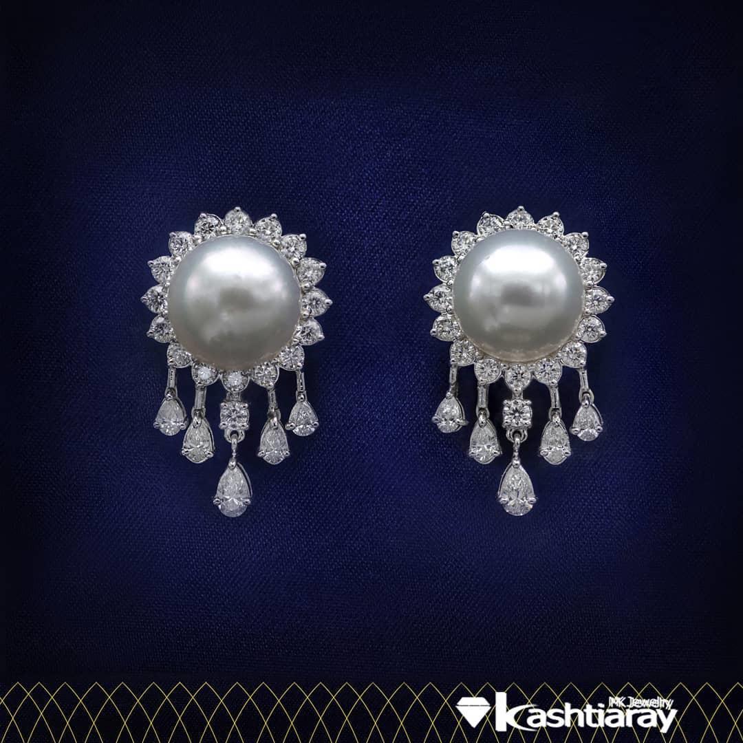 Code: 96130780 Earrings _ Pea