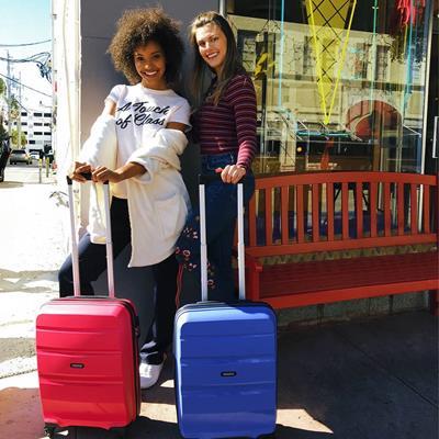 چمدان های مسافرتی امریکن توریس