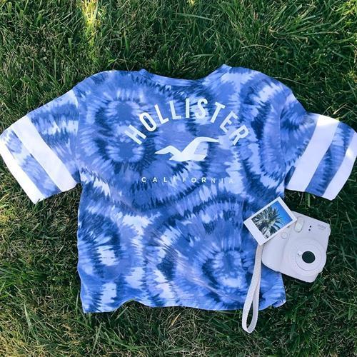 تی شرت هالیستر