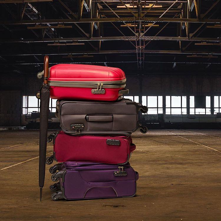 چمدان مسافرتی  چمدان  برند