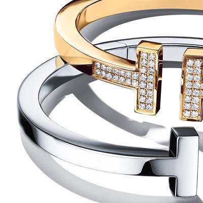حلقه های تیفانی #TiffanyT
