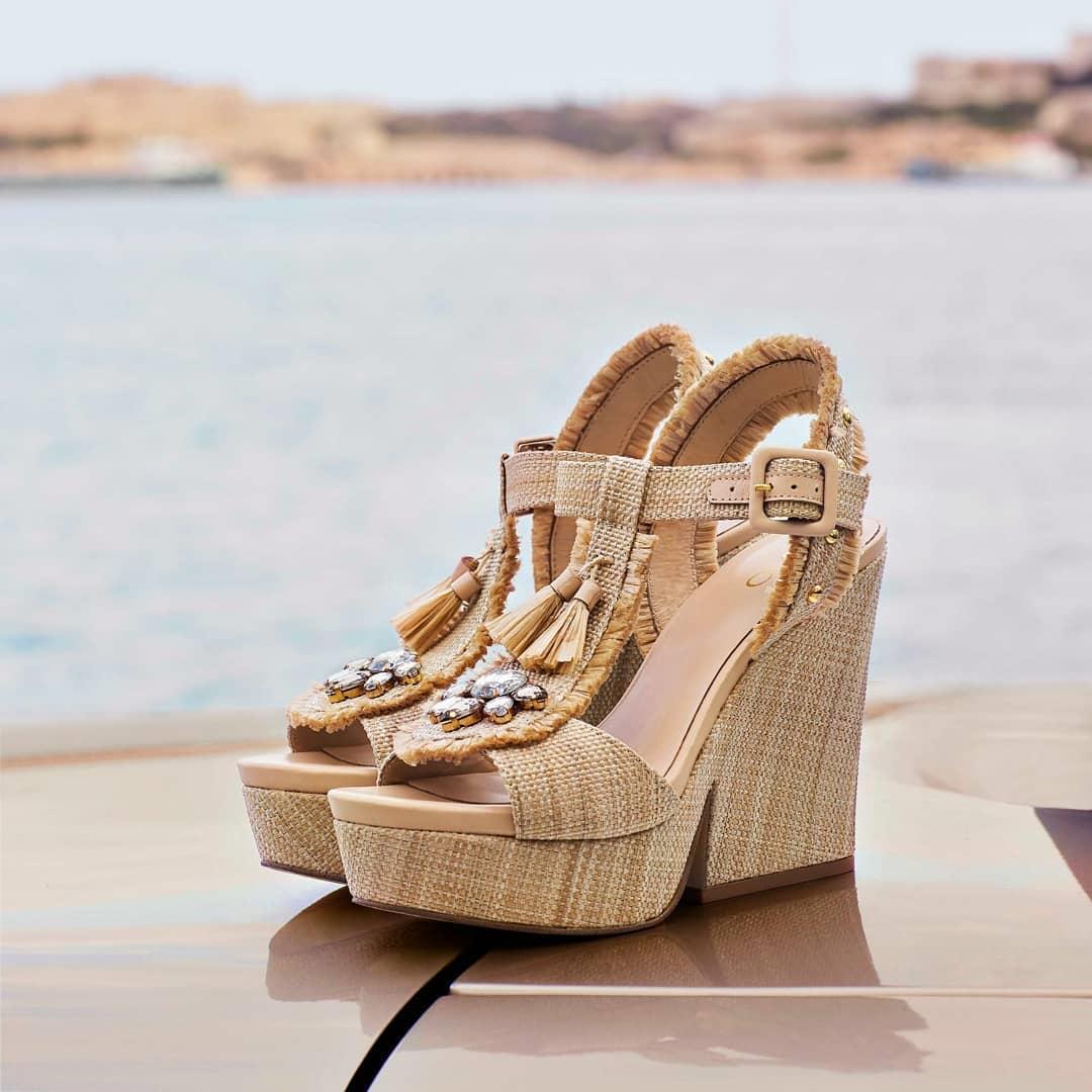 کفش زنانه لیوجو  #LiuJo #SS18