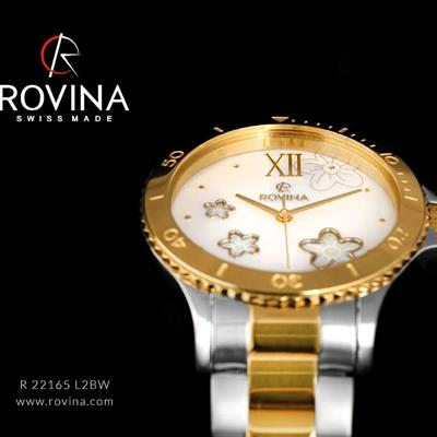 ساعت مچی روینا #rovina #rovin