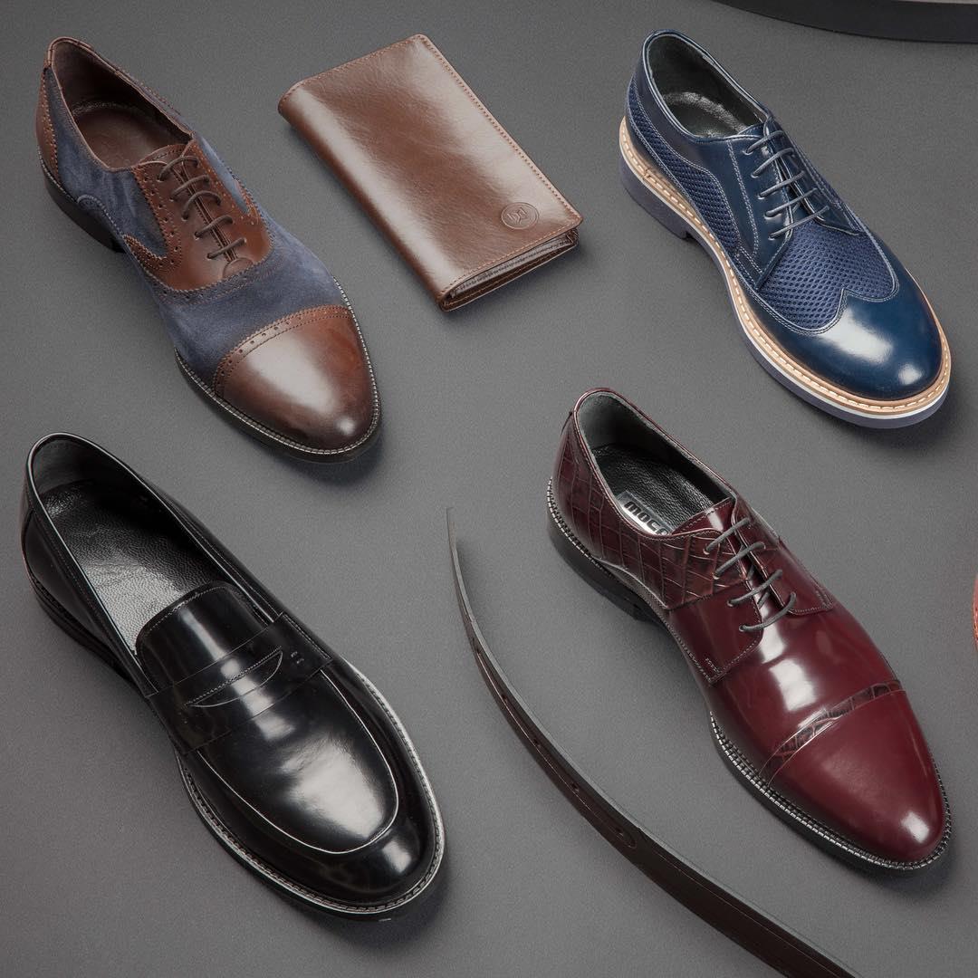 رنگ کفش شما نباید جدا از بقی