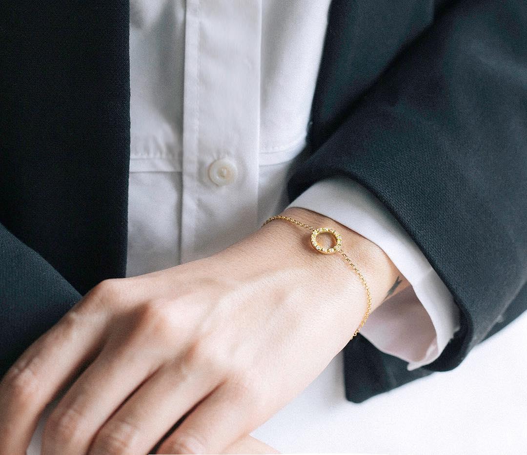 #اکسسوری#طلا و جواهرات#دستبند