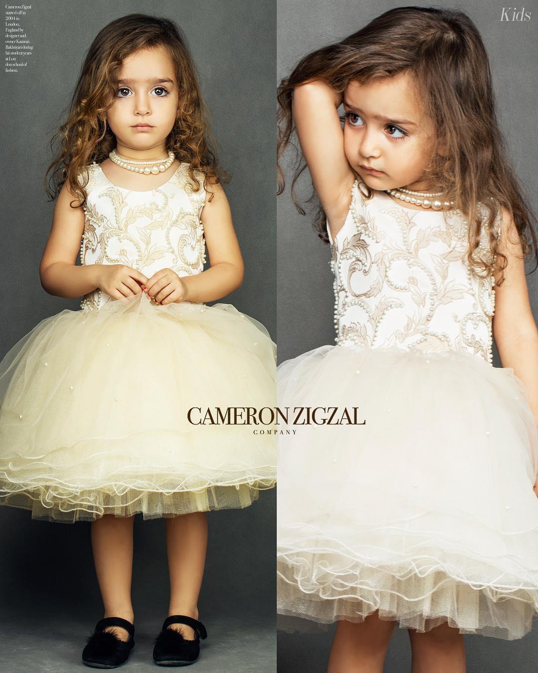 کالکشن بچگانه کمرون زیگزال ویم