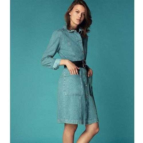 لباس جین دخترانه #ال سی وایکیک