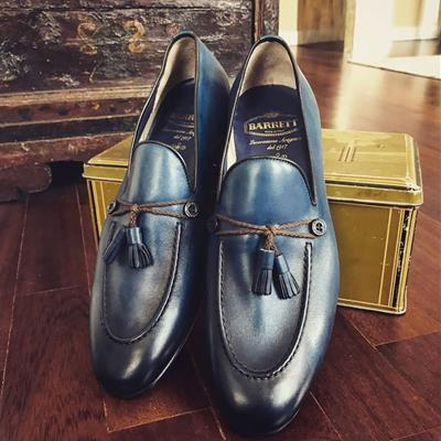 کفش مردانه #بارت  #barrett #