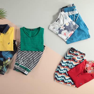لباس بهار و تابستانه مردانه #س