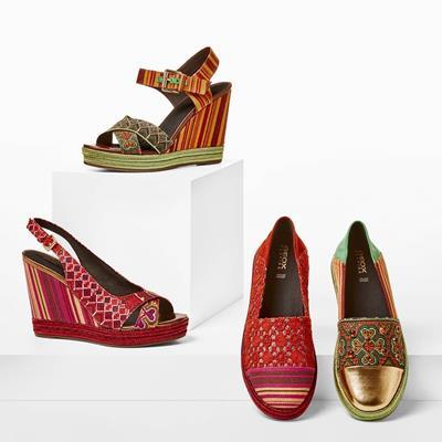 کفش زنانه جی اوکس