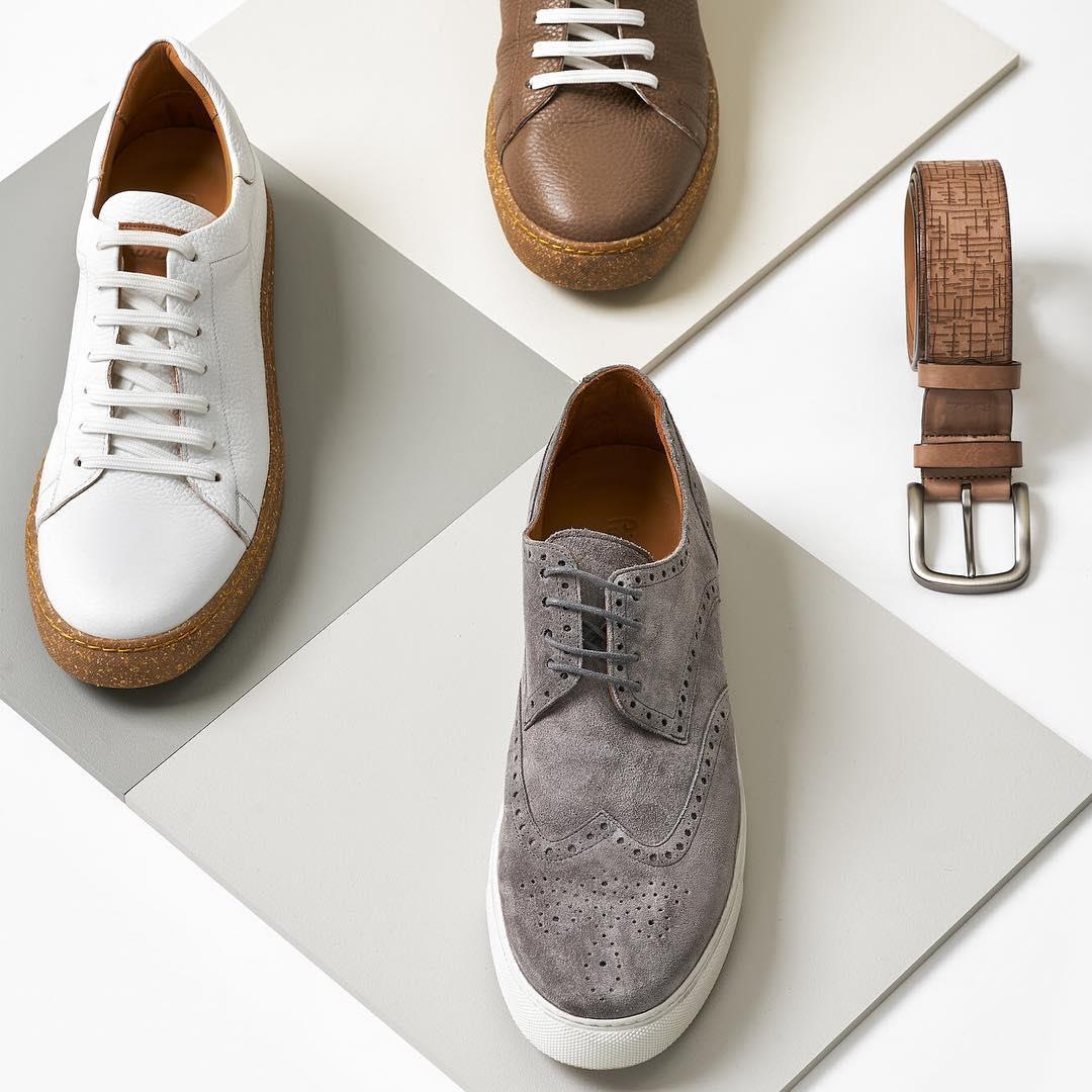 کفش و کمربند مردانه پیر کاردین