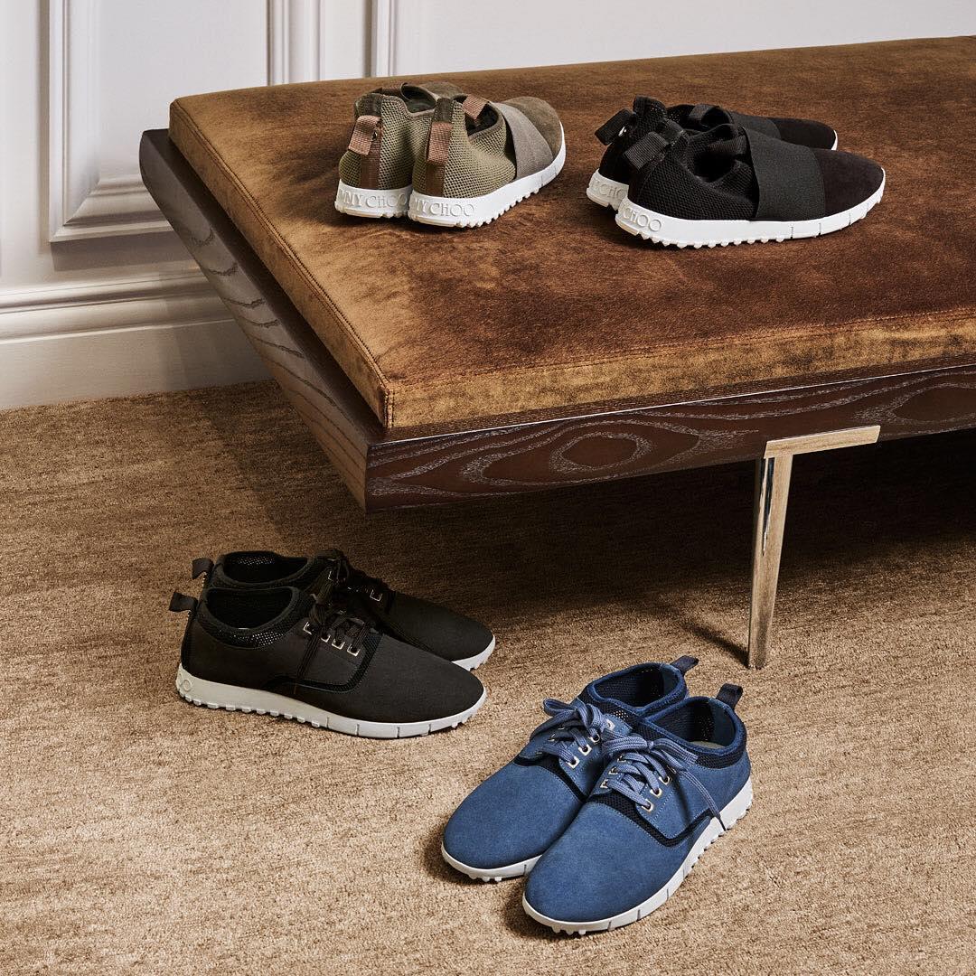 کفش اسپرت مردانه جیمی  چو #pf
