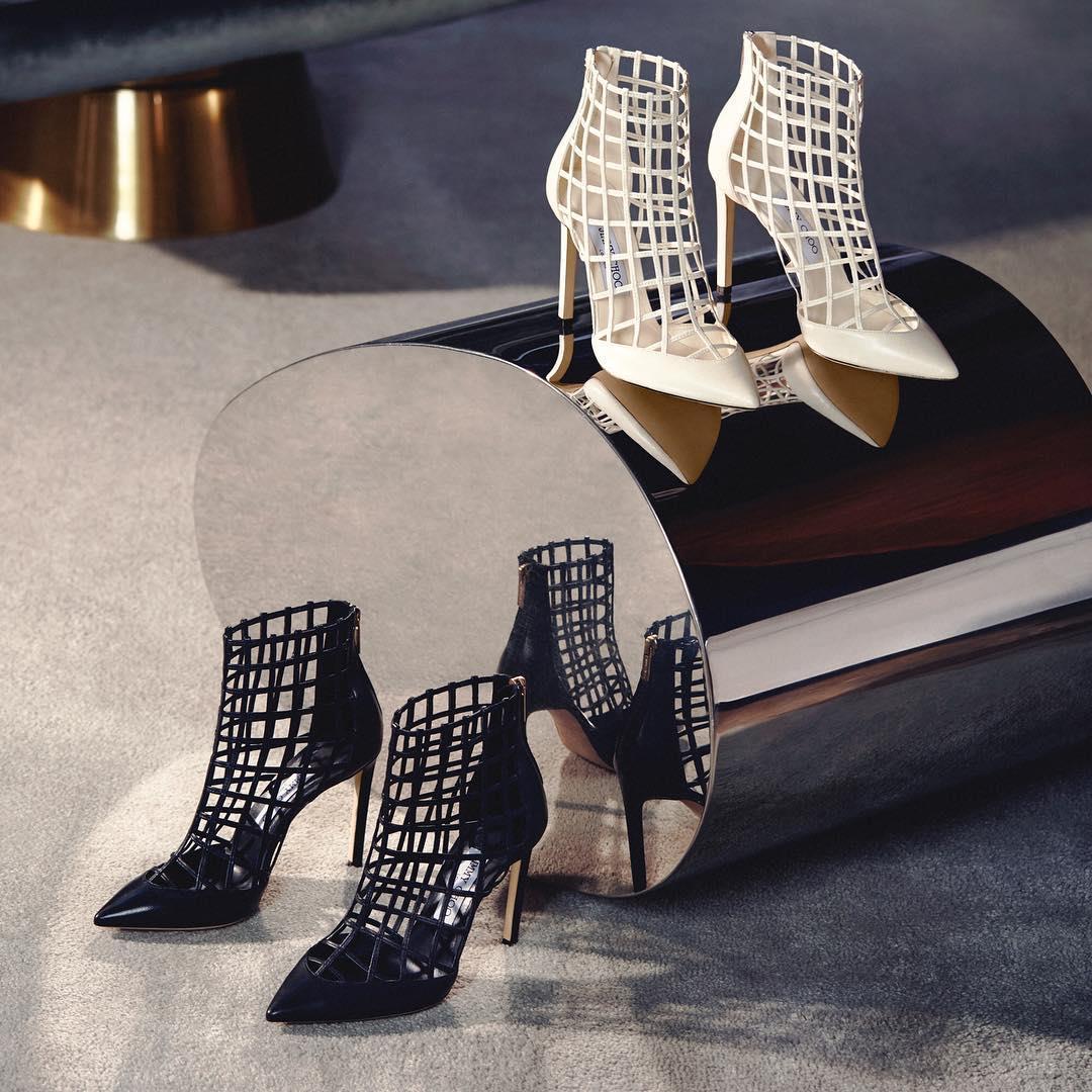 کفش زنانه  #pf18 #jimmychoo #