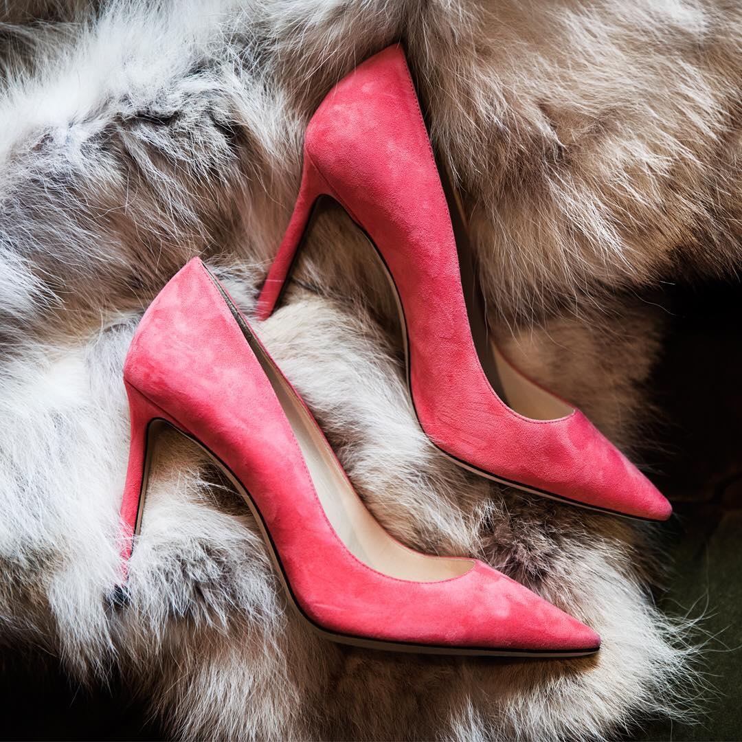 #کفش#کفش زنانه#جیمی چو #SS18