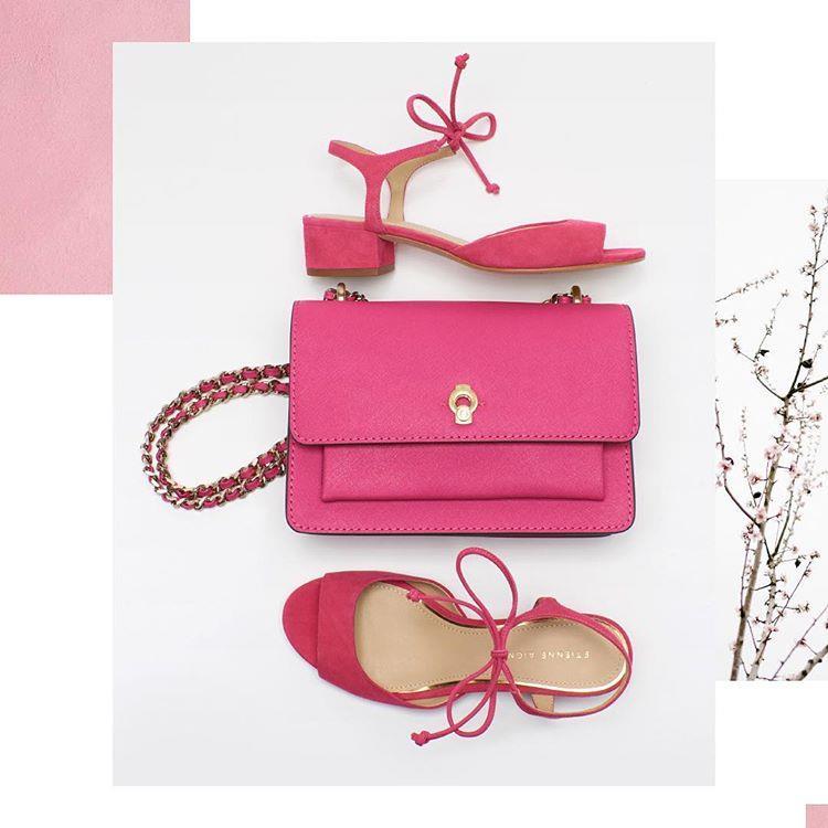 کیف و کفش دخترانه #ایجنر #red