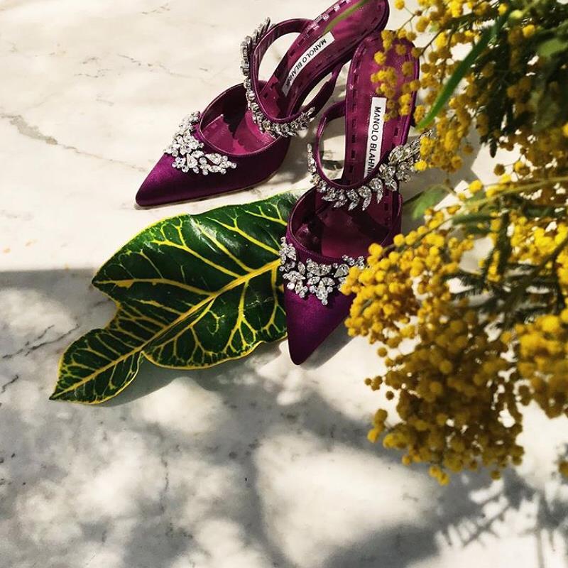 #کفش مجلسی#کفش زنانه#مانولو بل