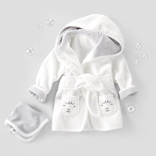 حوله حمام نوزاد #cute #robe #
