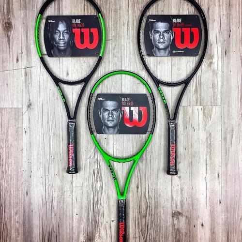 راکتهای تنیس #ویلسون