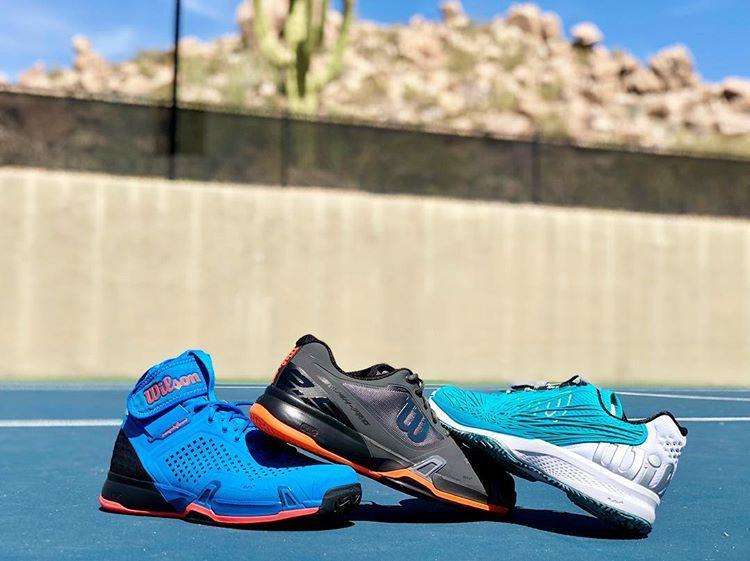 کفش های ورزشی #ویلسون