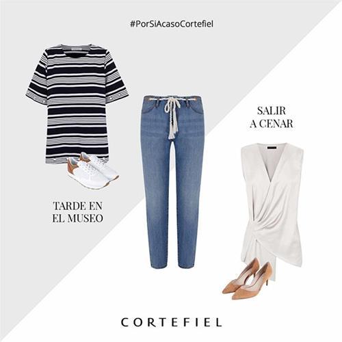 پوشاک زنانه کورتفیل #PorSiAca