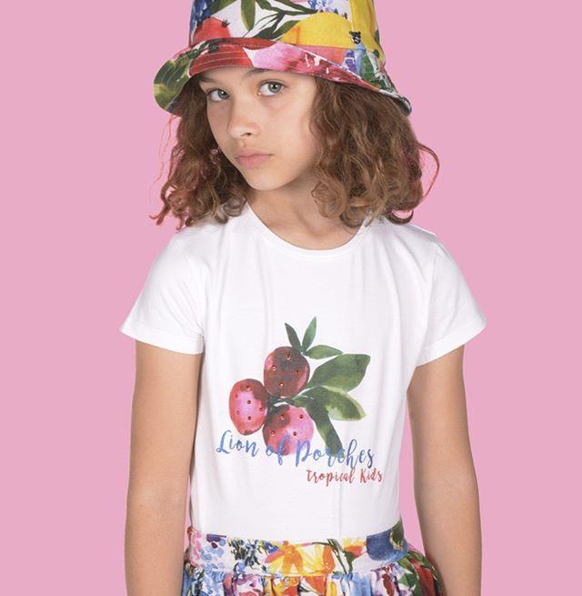 پوشاک بچگانه  #tropicalsummer