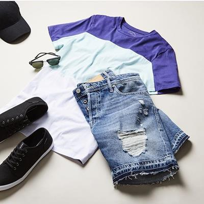 "Jack & Jones ""dare to be diffe"