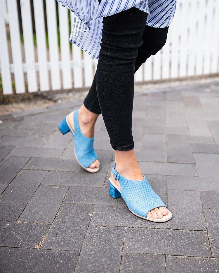 #کفش زنانه#کفش تابستانی Step