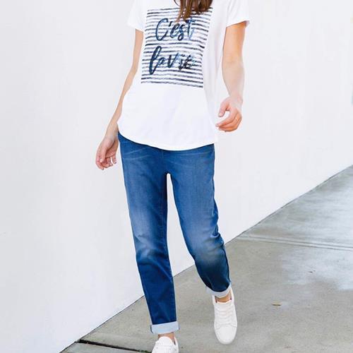 پوشاک زنانه جین وست #cestlavi