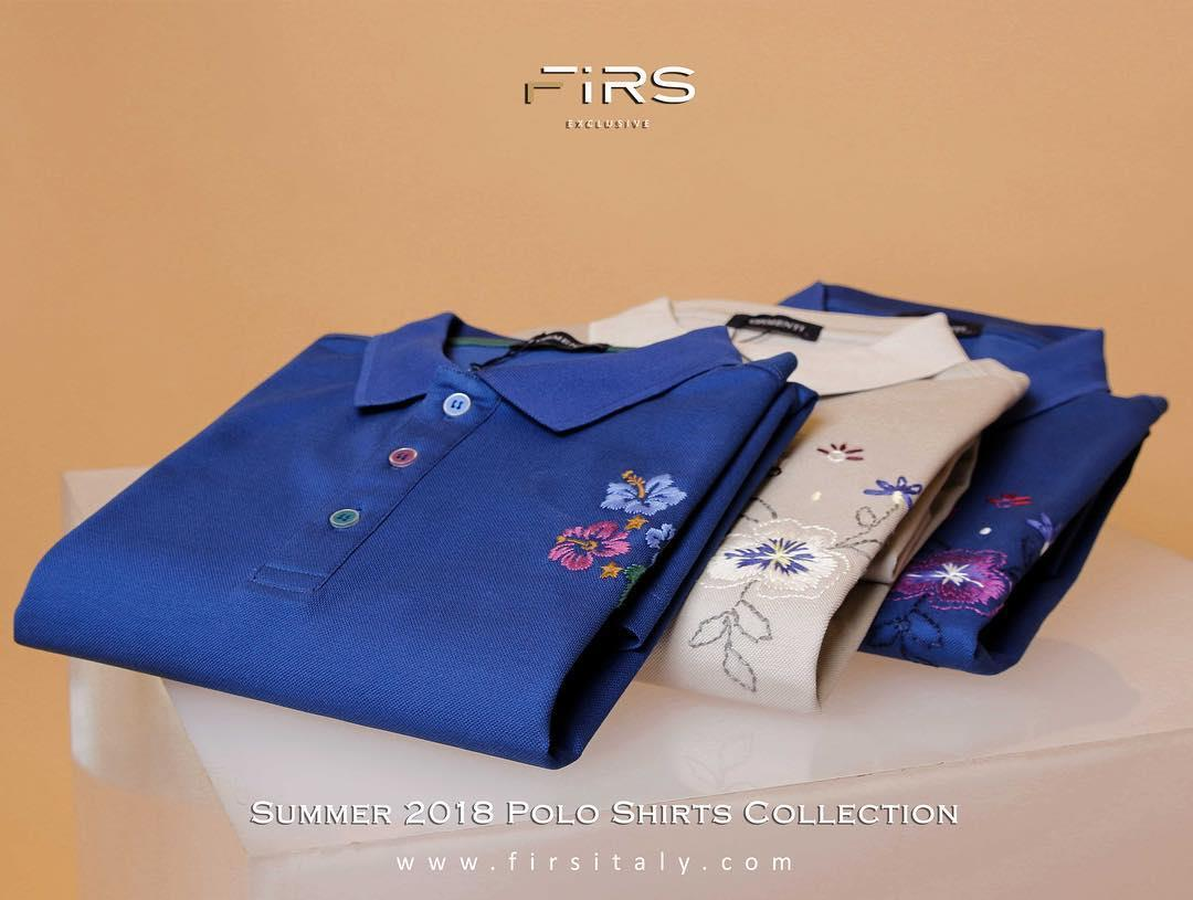 Summer 2018 Polo Shirts 💐🔝