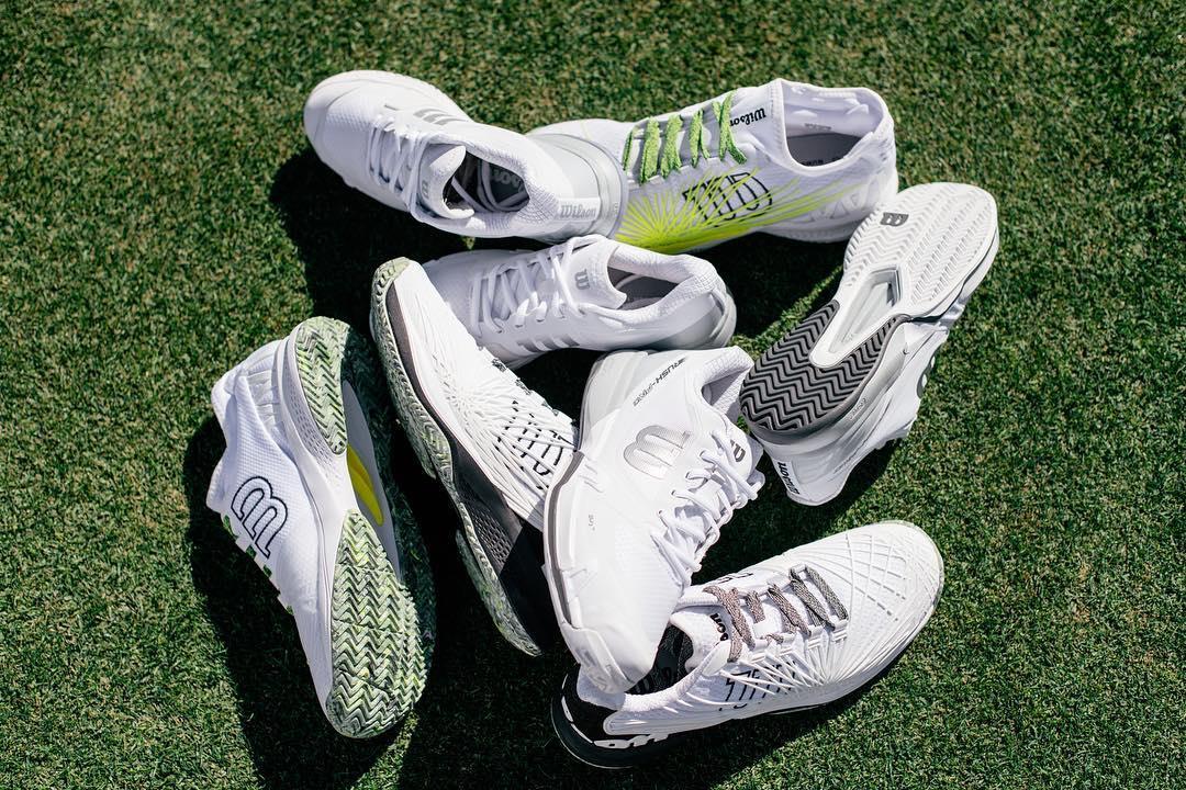 کفش های ورزشی ویلسون