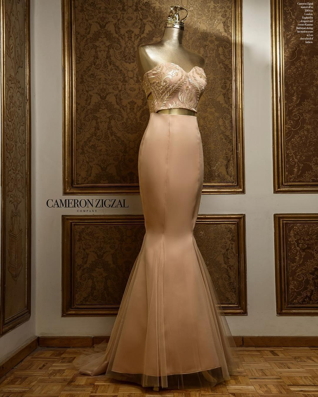 Cameronzigzal's night dres