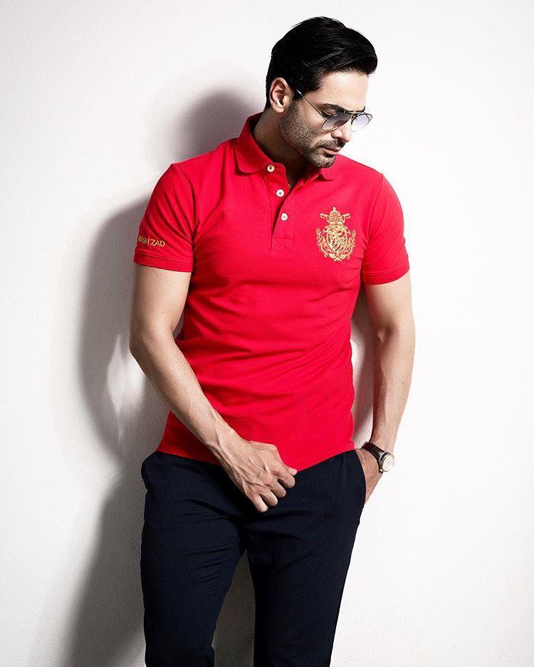تی شرت مردانه مسیح زاد #masih