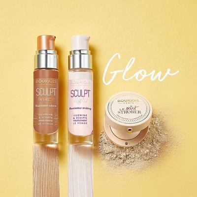Glow, glow, glow! ✨ Say bonjou