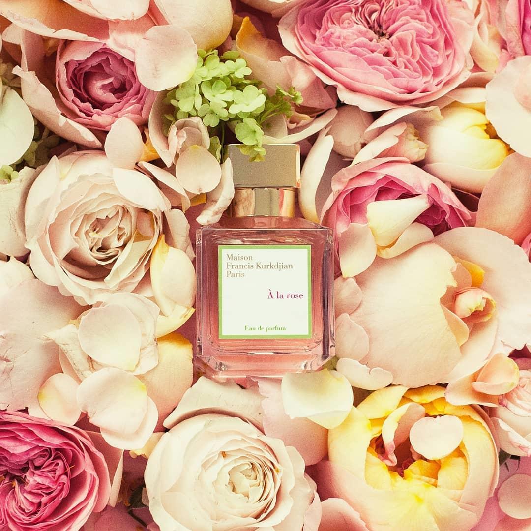 * À la Rose * Maison Francis K