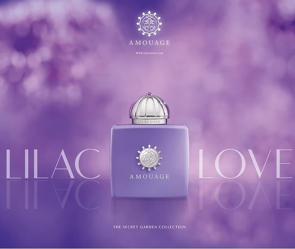 * Lilac Love * EDP by AMOUAGE