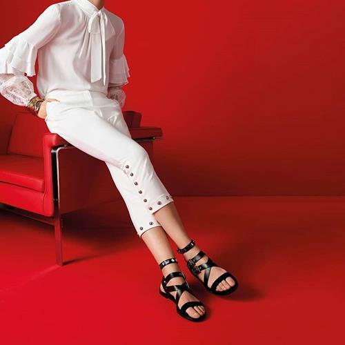 صندل زنانه #لیو جو #Shoes #li