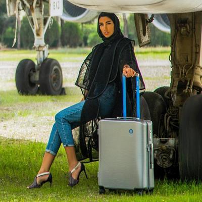 چمدان هوشمند اکولاک چطور کار م