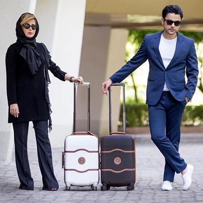 با چمدان دلسی بهترین ها را در